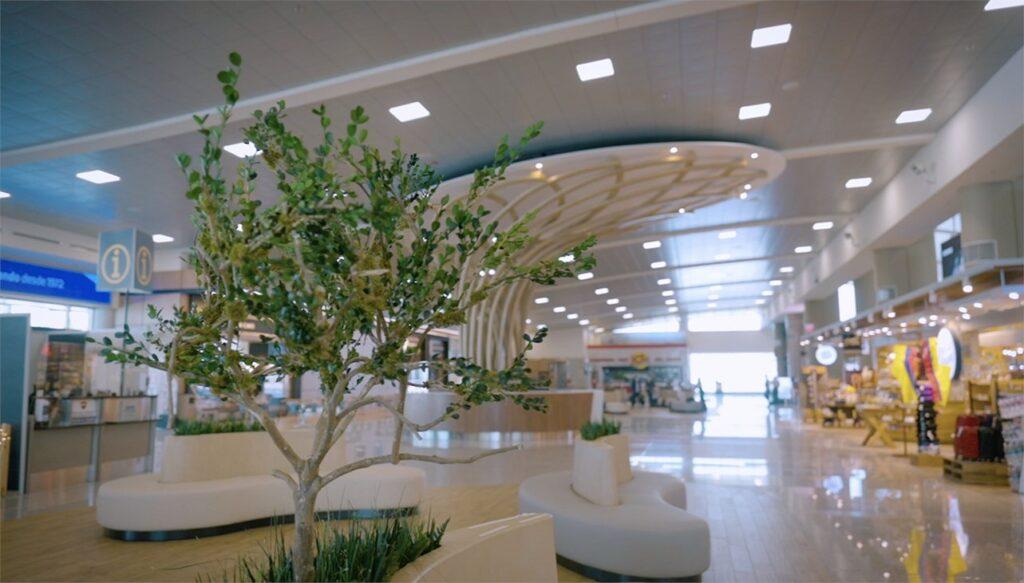 Quito Airport remodel