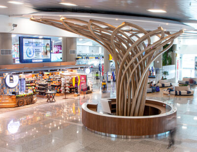 Quito Airport Inaugurates Remodel of Public Areas