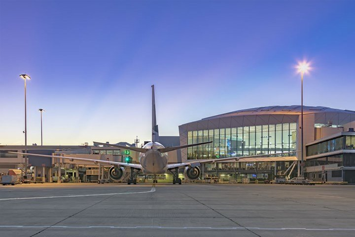 sita Sydney airport technology