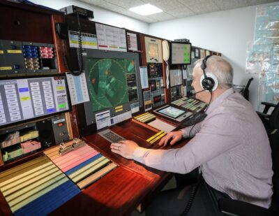 £3.5million Radar System Goes Live at Teesside Airport