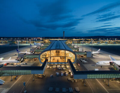 Thales Safety Nets Server for Avinor Air Navigation Services