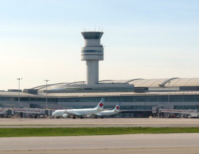 Greater Toronto Airports Authority Deploys COVID Safety Alert Devices