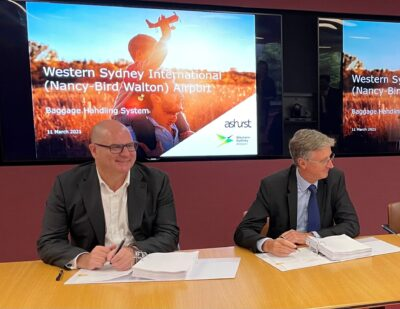 'Airport of the Future:' Vanderlande to Support Western Sydney