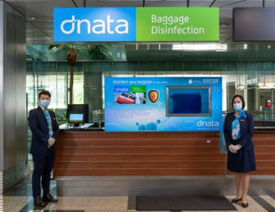 dnata Launches Baggage Disinfection Service in Singapore