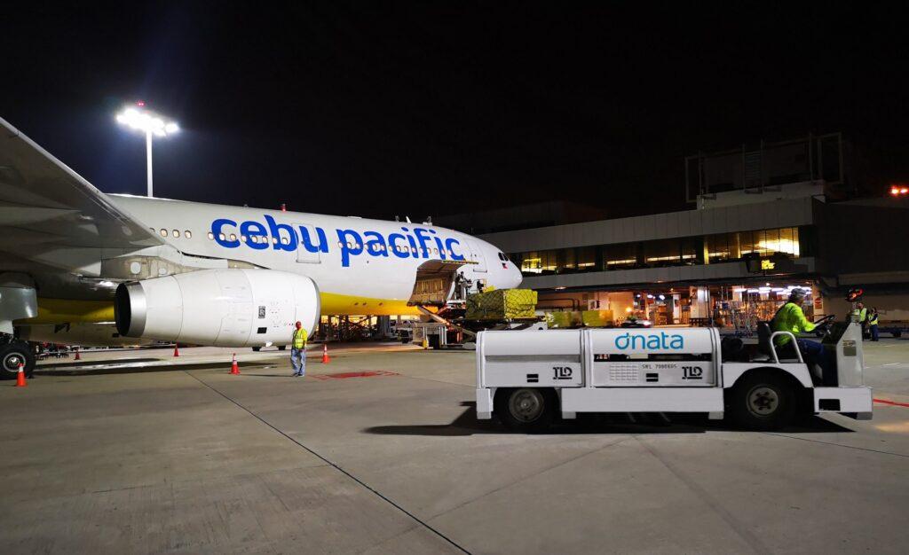 dnata Cebu pacific