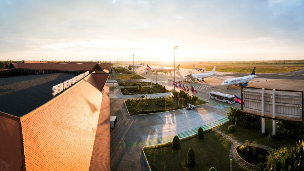 Cambodia Airports amadeus