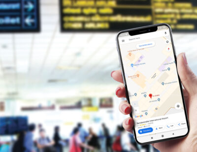 Inside of Bandaranaike Airport goes live on Google Indoor Maps