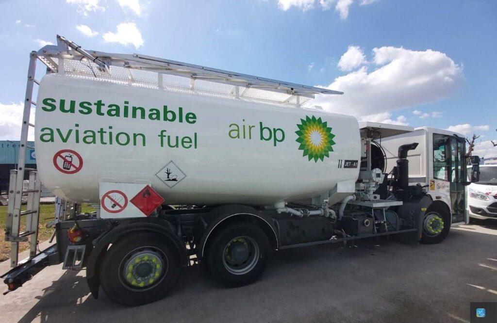 Clermont-Ferrand Auvergne airport biofuels