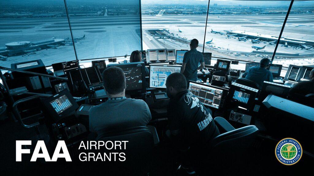 faa airport grant