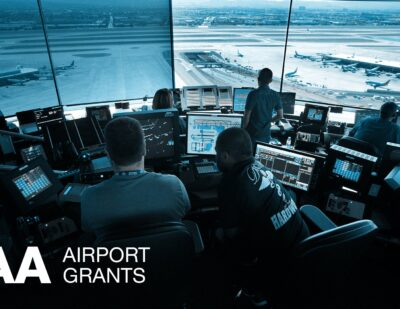 FAA Awards $627.7 Million in Airport Improvement Grants