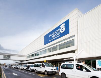Glasgow Airport Lands International Safety Award