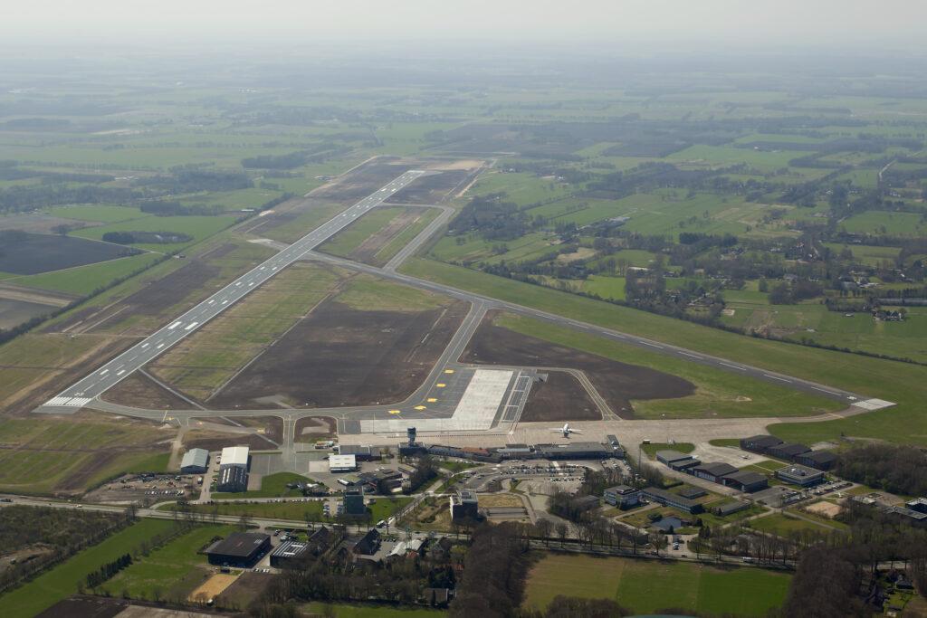 Groningen Airport Eelde hydrogen