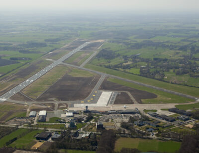 Groningen Airport Eelde Becomes First Hydrogen Valley Airport in Europe