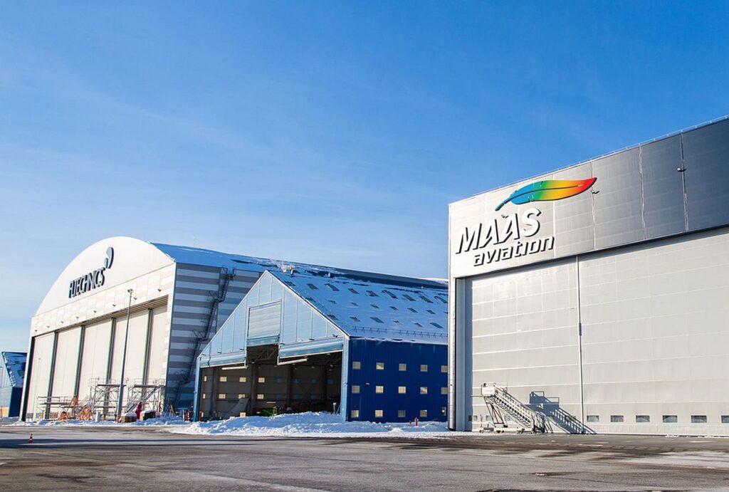 Kaunas Airport mro