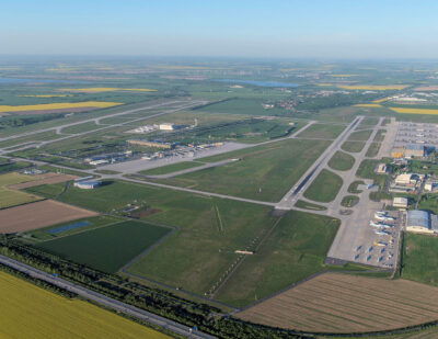 Leipzig/Halle Airport Northern Runway to Be Refurbished