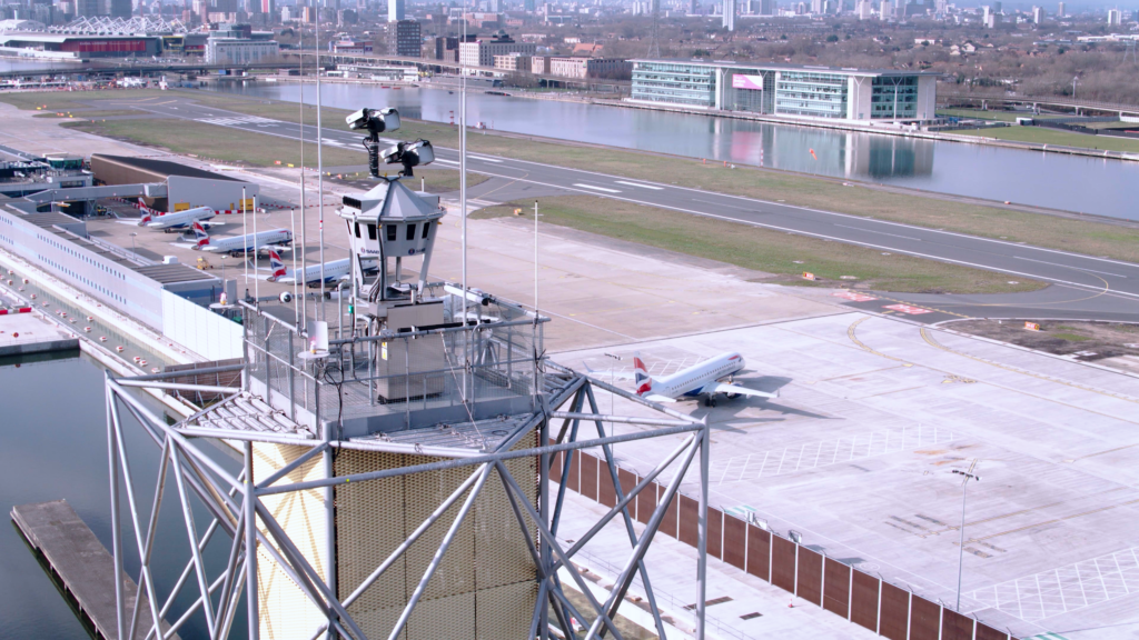 London City Airport digital tower