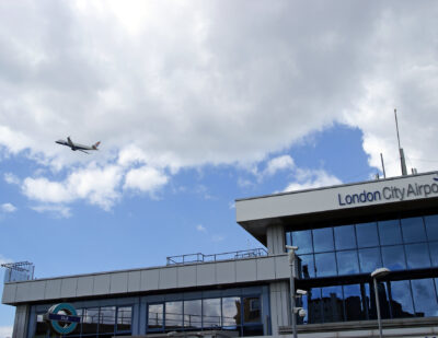 New Passenger Travel Portal Launched by London City Airport