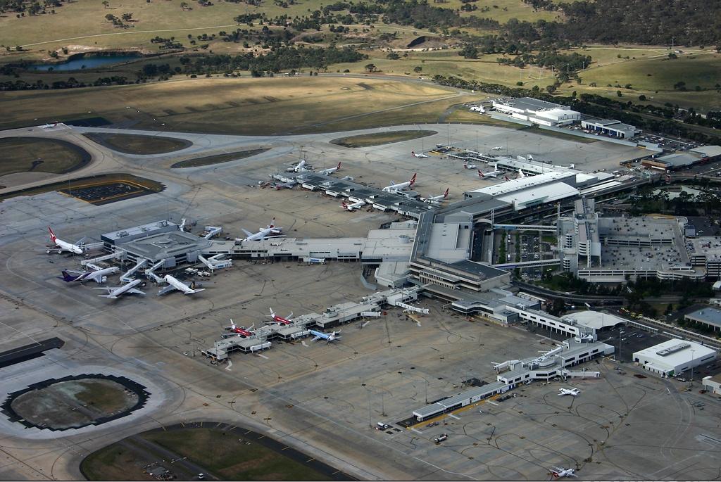 Melbourne Airport Arrivals Refurbishment