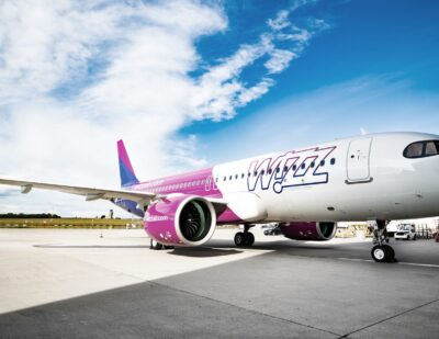 Menzies Aviation Strengthens Relationship with Wizz Air across Europe