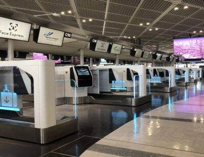 Narita Airport, Amadeus and NEC Introduce Biometric Boarding Process