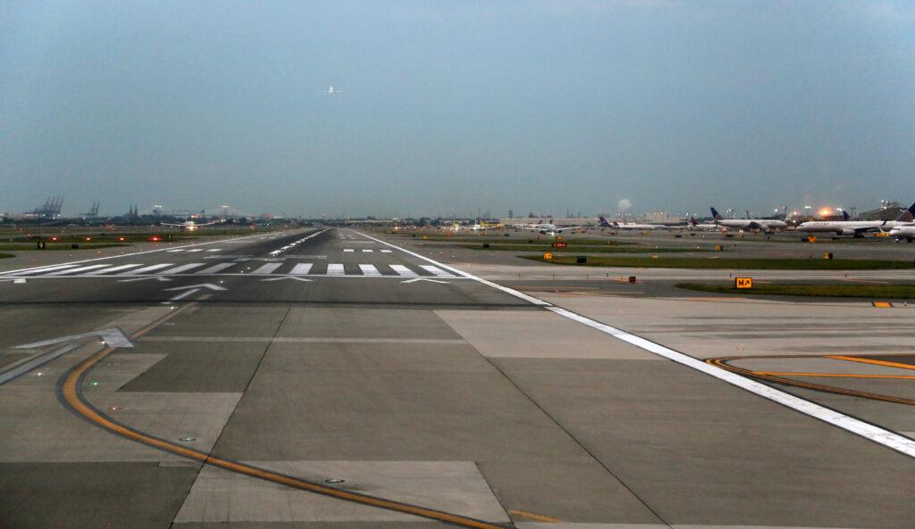 runway rehabilitation newark