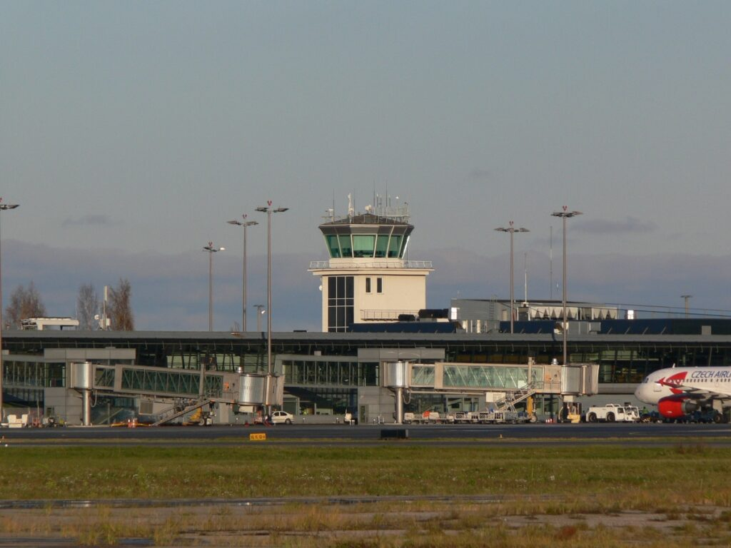 LGS and Riga Airport