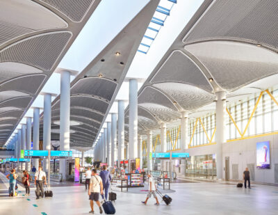 SITA Slashes Passenger Processing Time at Istanbul Airport