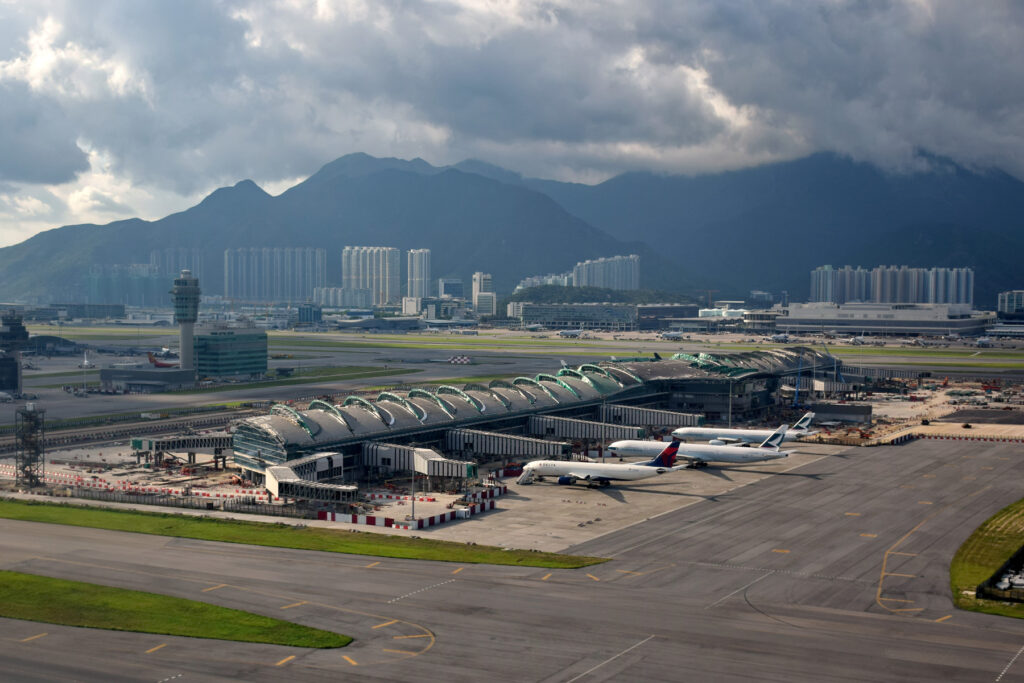 HKIA searidge