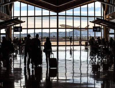 New Digital Maps at Phoenix Sky Harbor International Airport