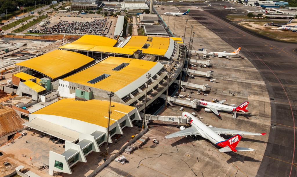 Vinci airports Brazil