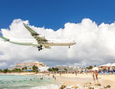 Vision-Box and Princess Juliana International Airport Extend Contract