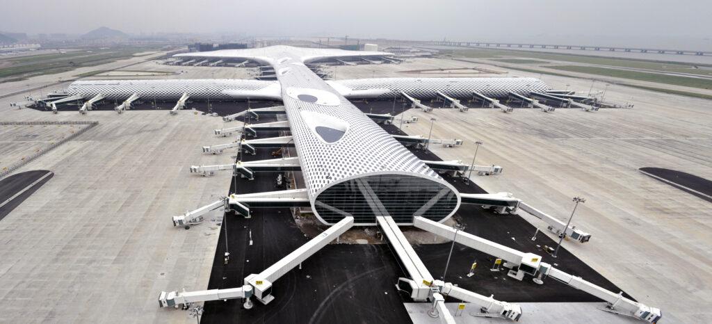 AECOM Shenzhen Airport Terminal 4