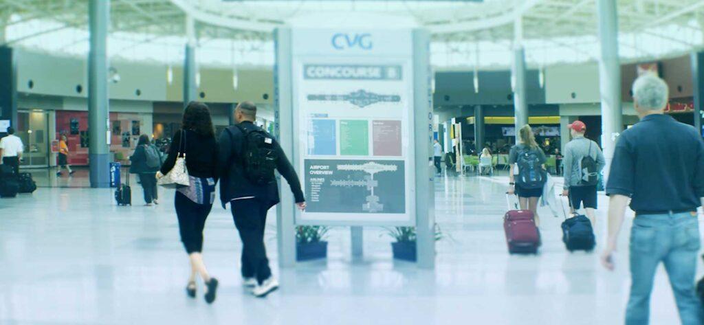 CVG Airport Veovo
