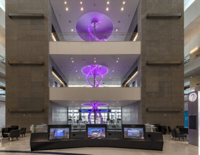 LAX: Opening of West Gates at Tom Bradley International Terminal