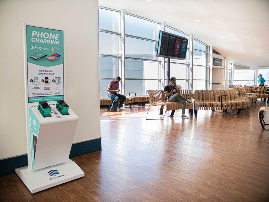 luton airport digital services