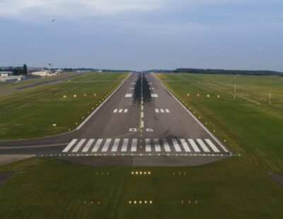 Runway Renovation at Luxembourg Airport