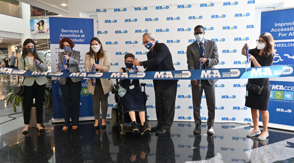 mia wheelchair charging stations