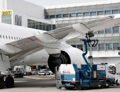 Green Light for Sustainable Fuels at Munich Airport