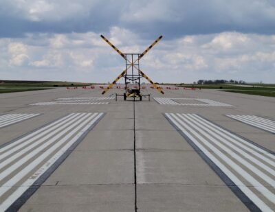 RST Breaks Ground on Runway Improvements Project