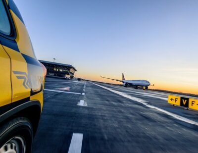 Riga Airport Announces Completion of Taxiway and Runway Works