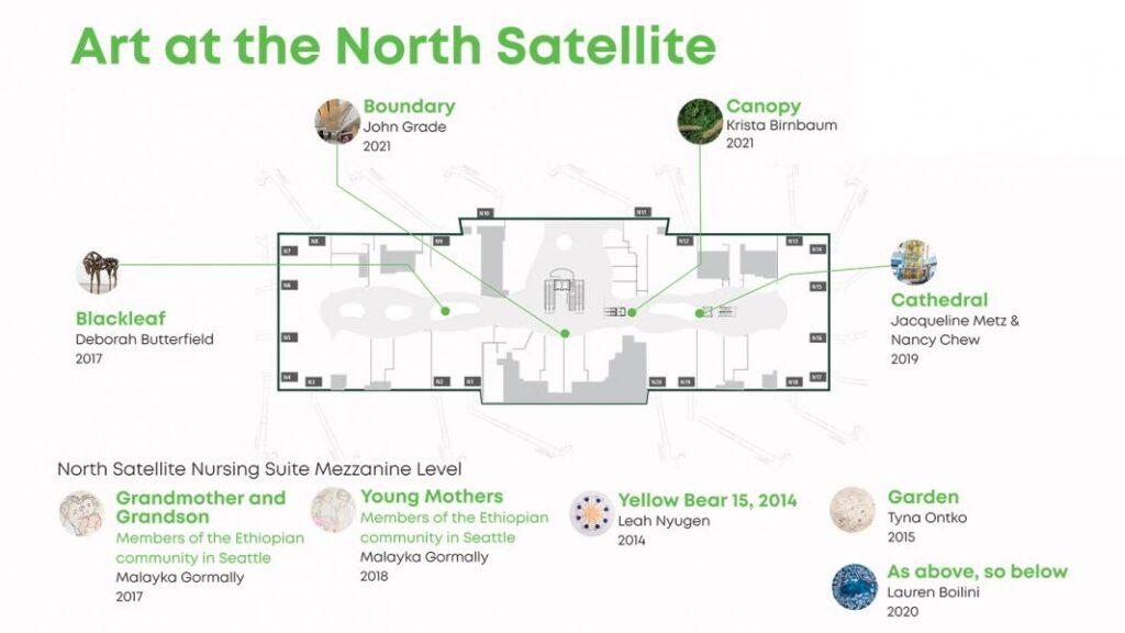 North Satellite SEA