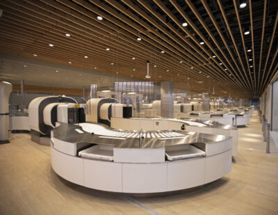 Schiphol the First Major Airport to Switch to CT Scans