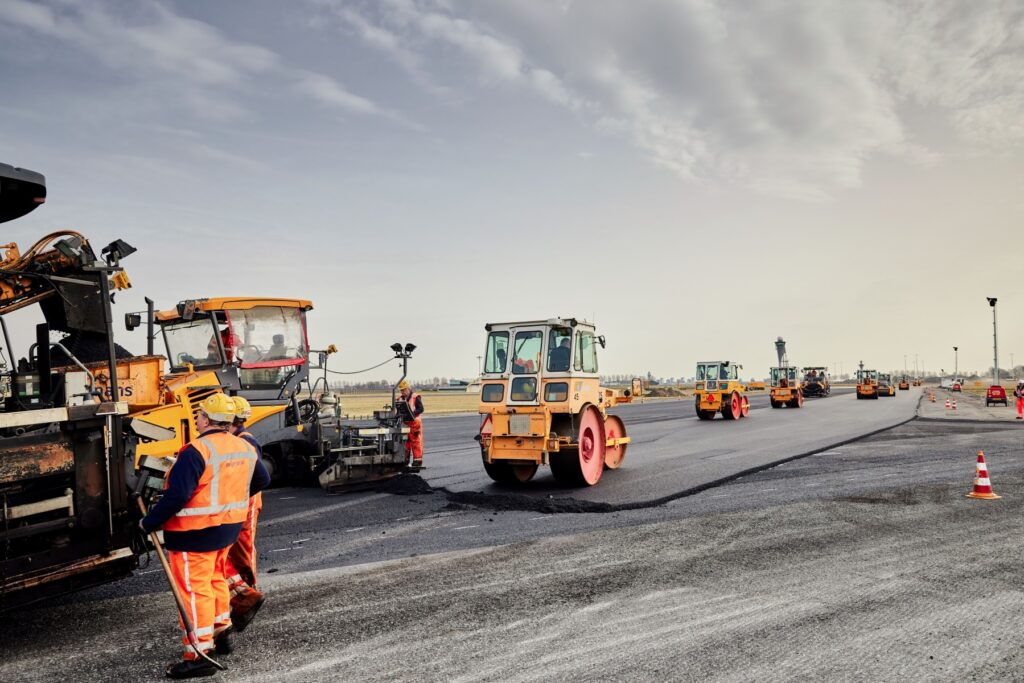 polderbaan runway