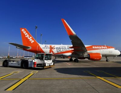 easyJet Awards Berlin Ground Service Business to Swissport