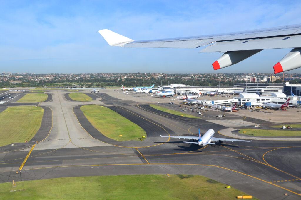 Sydney Airport net zero