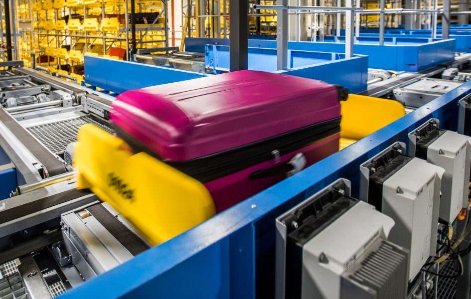 vanderlande baggage handling lax