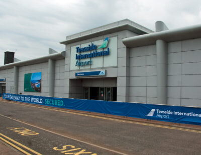 World Duty Free Wins Contract at Teesside International Airport