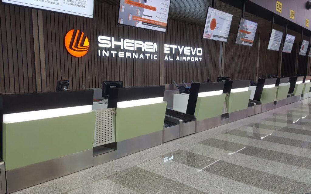 Alstef Group Sheremetyevo Airport