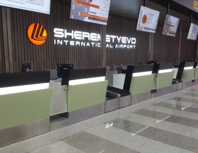 Alstef Group to Increase BHS Capacity at Sheremetyevo Airport