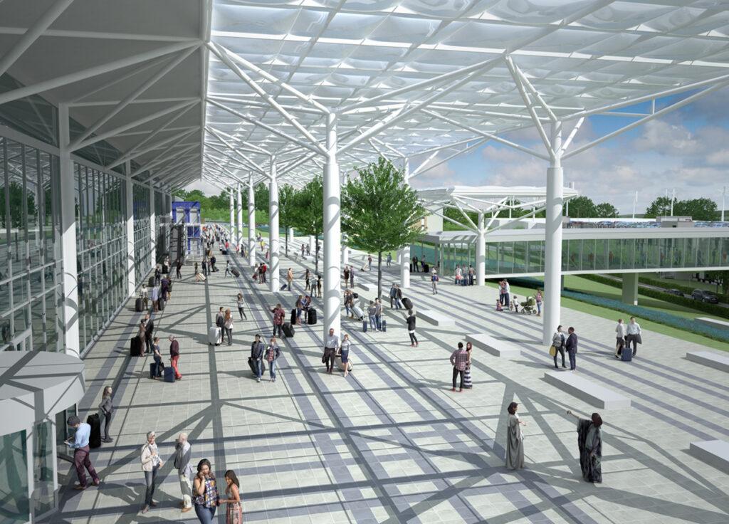 Bristol Airport decarbonisation